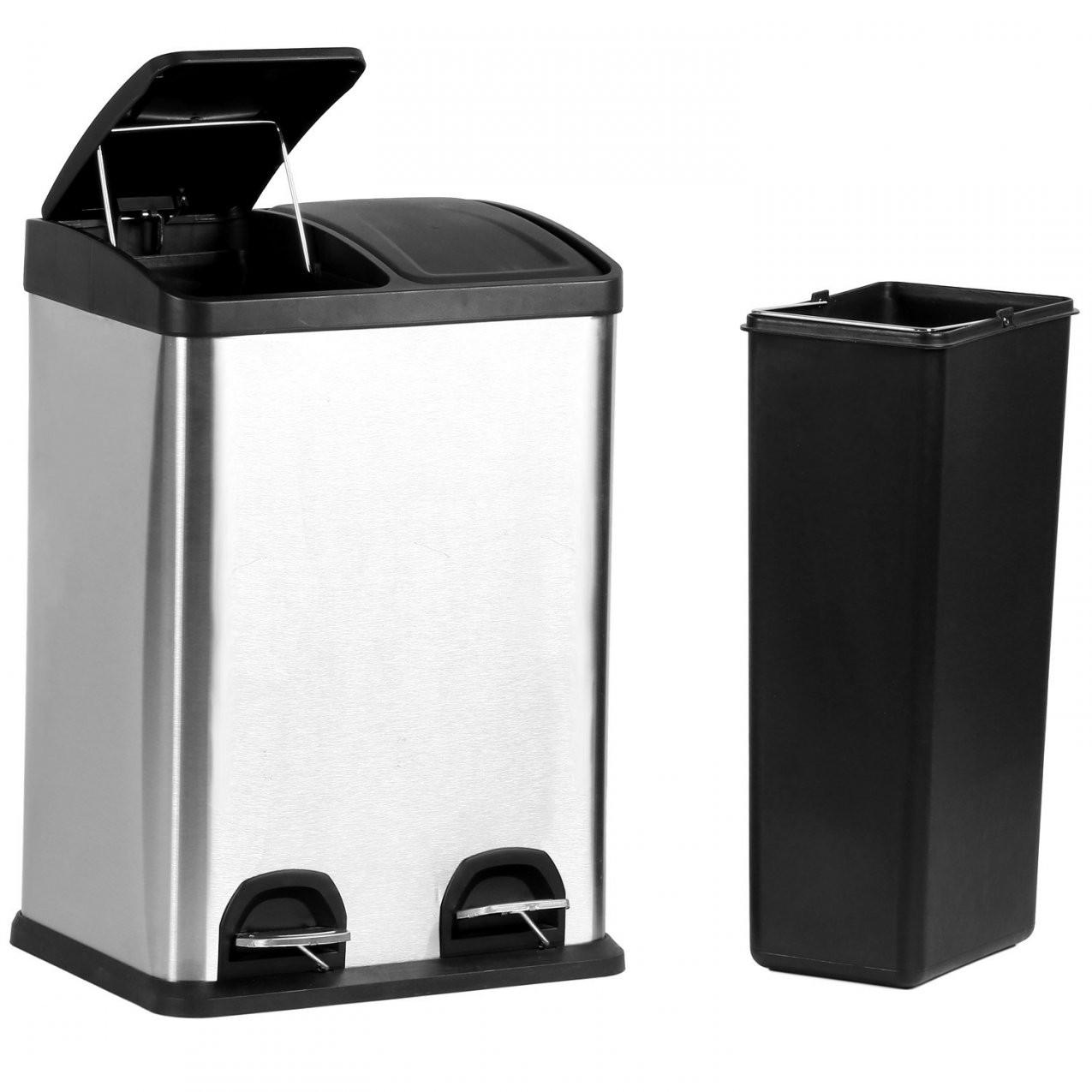 Mülleimer Küche 20 L  Küchen So Individuell Wie Ihr Geschmack von Tretmülleimer Küche Bild