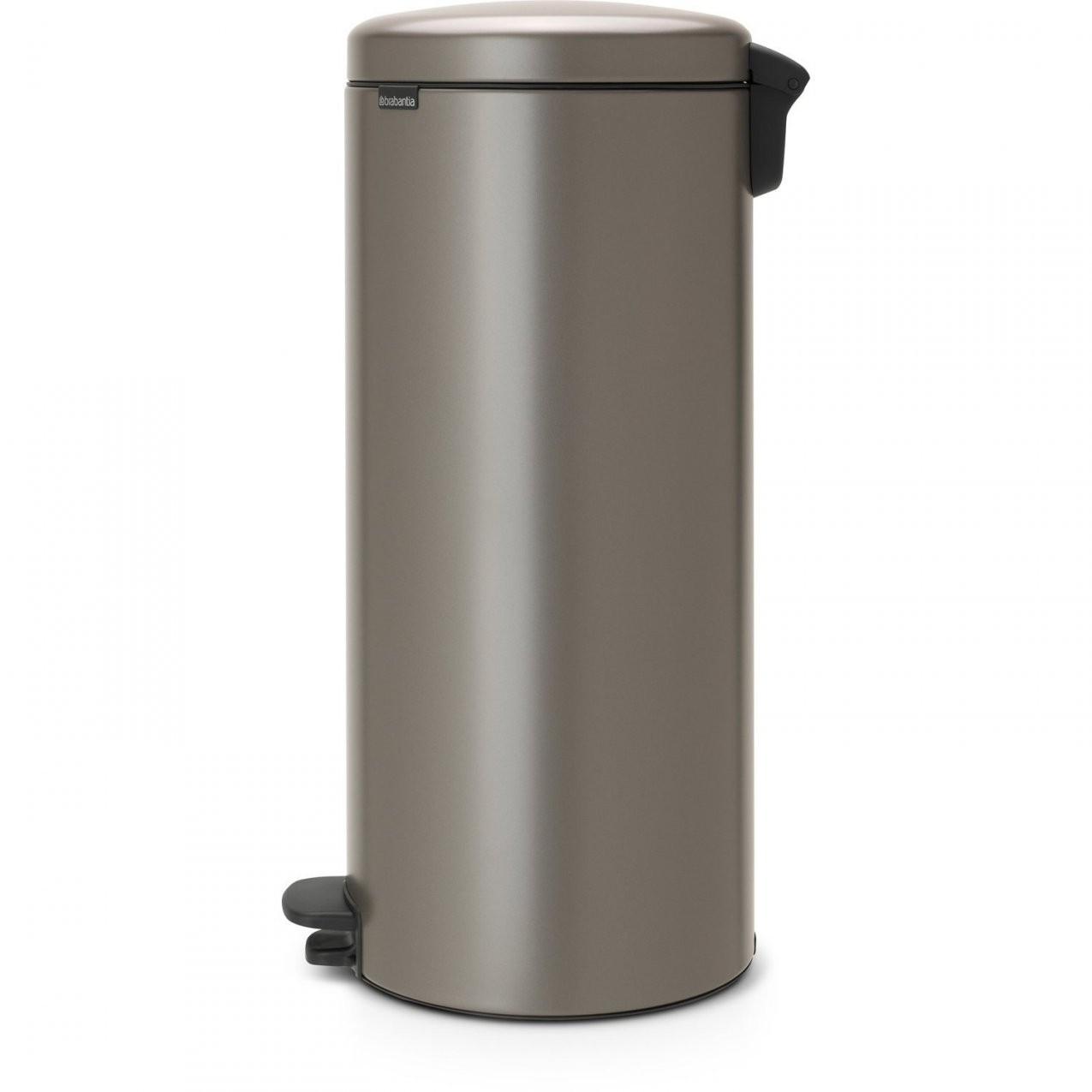 Mülleimer Küche 30L  Mulleimer 30 L Kuche von Tretmülleimer Küche Bild