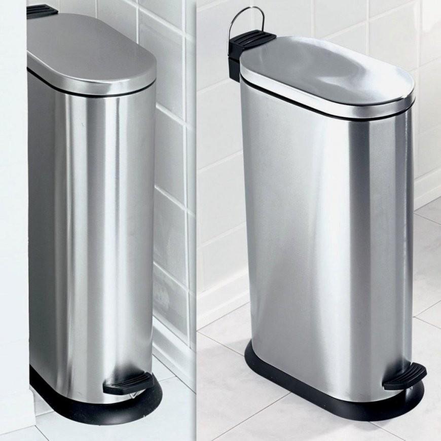 Mülleimer Küche Doppelt  Obi Einbau Mülleimer 2 X 14 L von Doppel Mülleimer Küche Bild