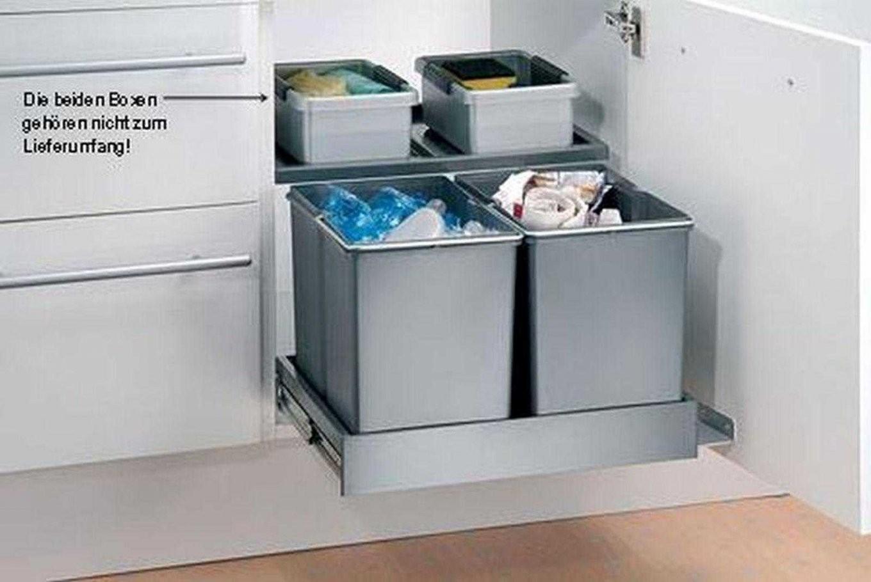 Mülleimer Küche Trennung Groß  Mülleimer Kuche von Mülleimer Küche Trennung Photo