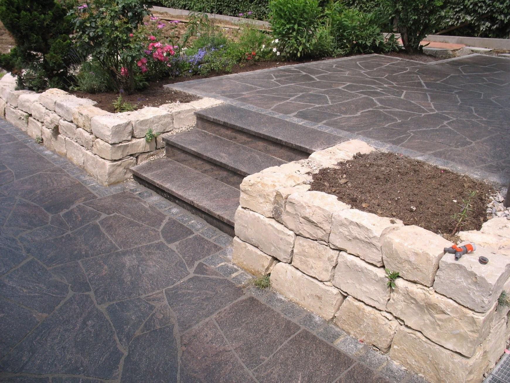 Natursteinhandel München Marmor Granit Tuff Fliesen Naturstein von Garten Fliesen Stein Photo