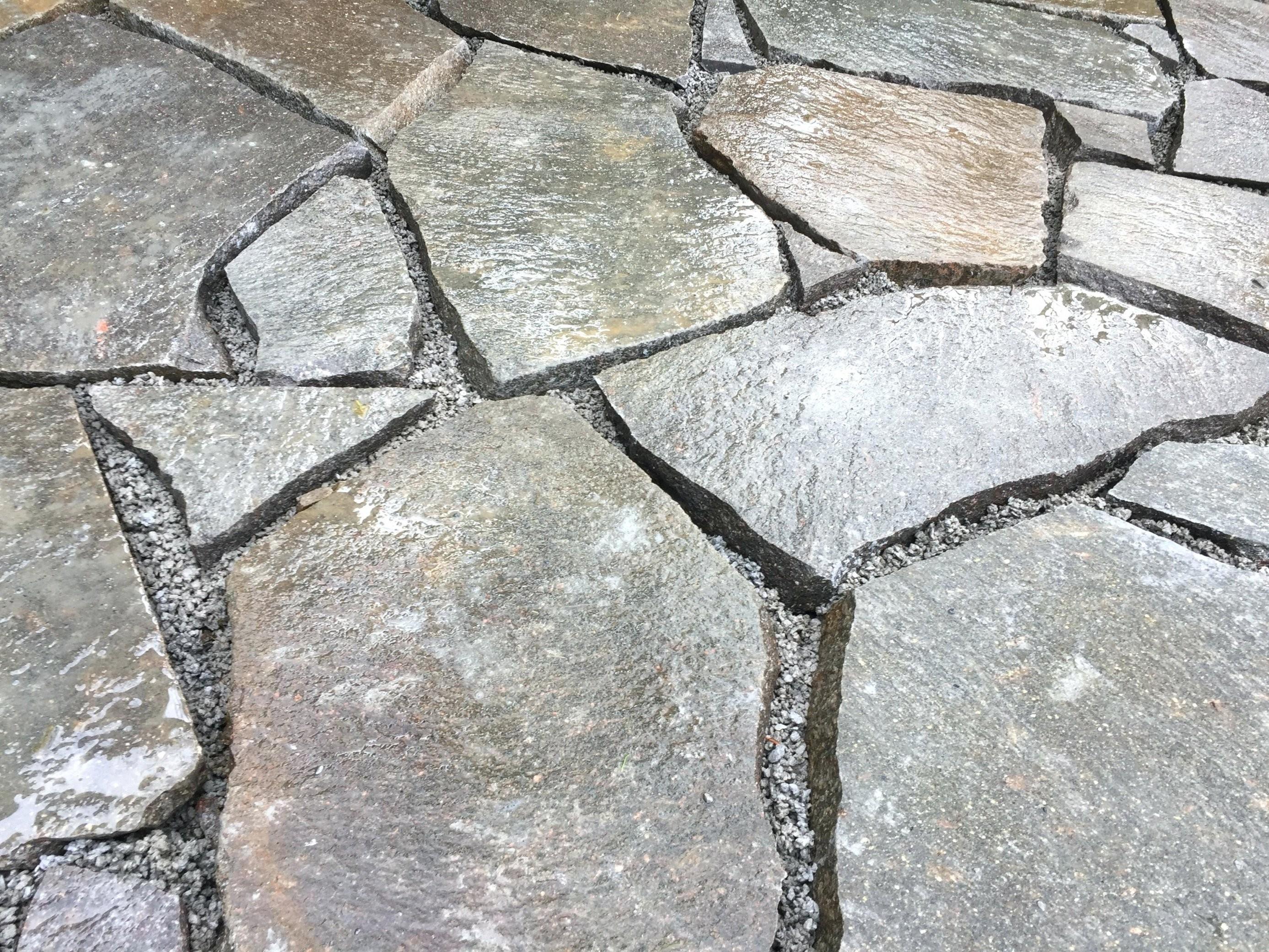 Natursteinplatten Guber Fassade Grossen Naturstein Granit Bordstein von Steine Kleben Garten Photo