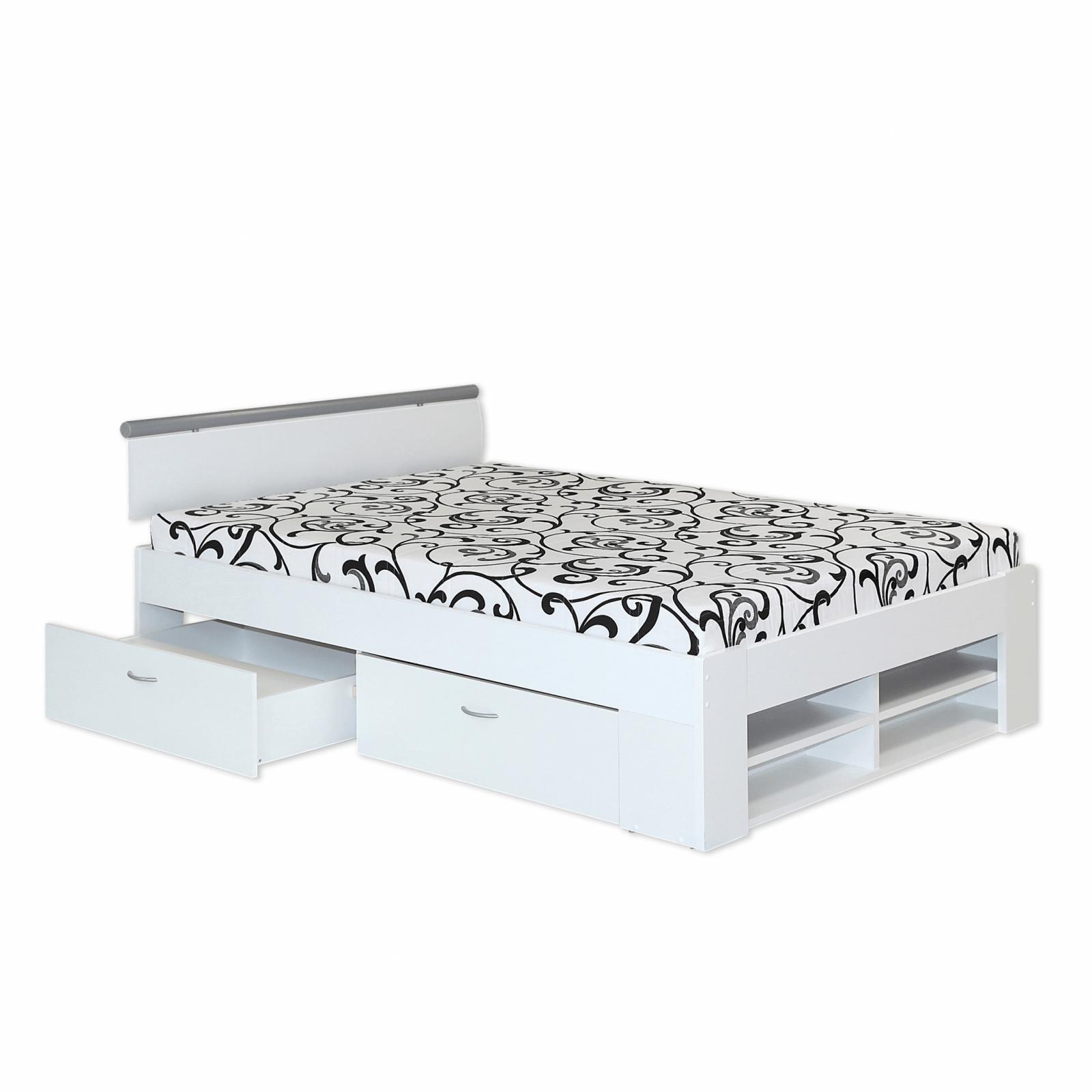 Nett Bett Mit Lattenrost Und Matratze 120X200  Neue Einrichtung In von Bett Mit Schubladen 120X200 Bild