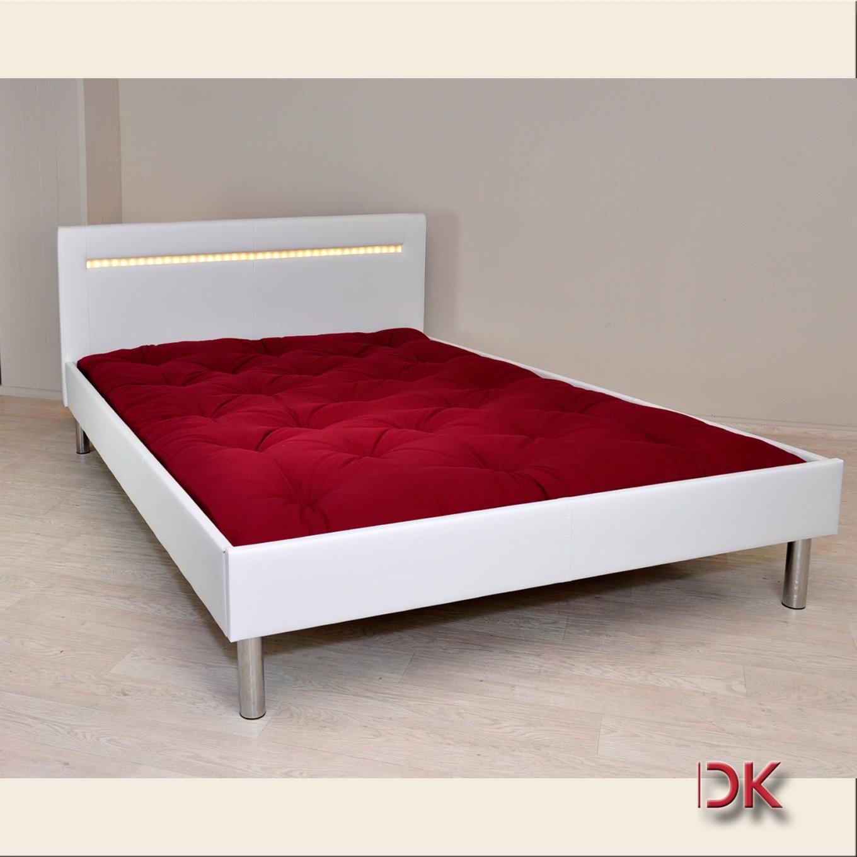 Nett Bett Weiß 140X200 Günstig 35049 Haus Renovieren Galerie  Haus von Bettgestell 140X200 Günstig Photo