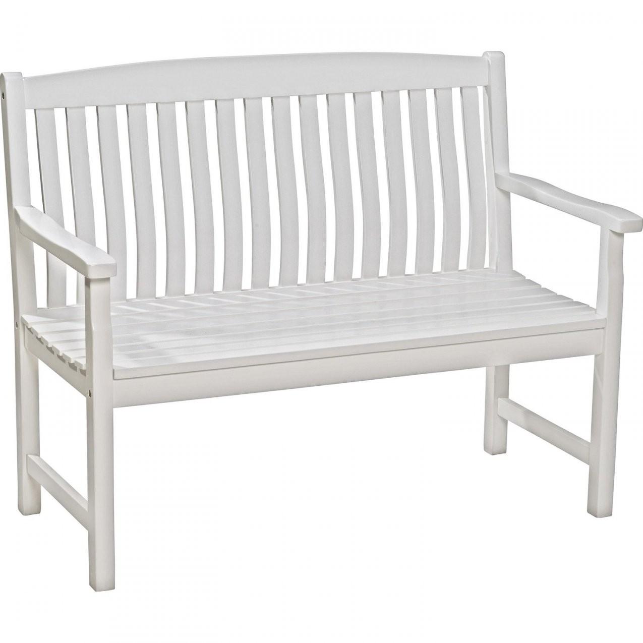 Obi Gartenbank Glendale 2Sitzer Kaufen Bei Obi von Gartenbank Weiß 2 Sitzer Bild