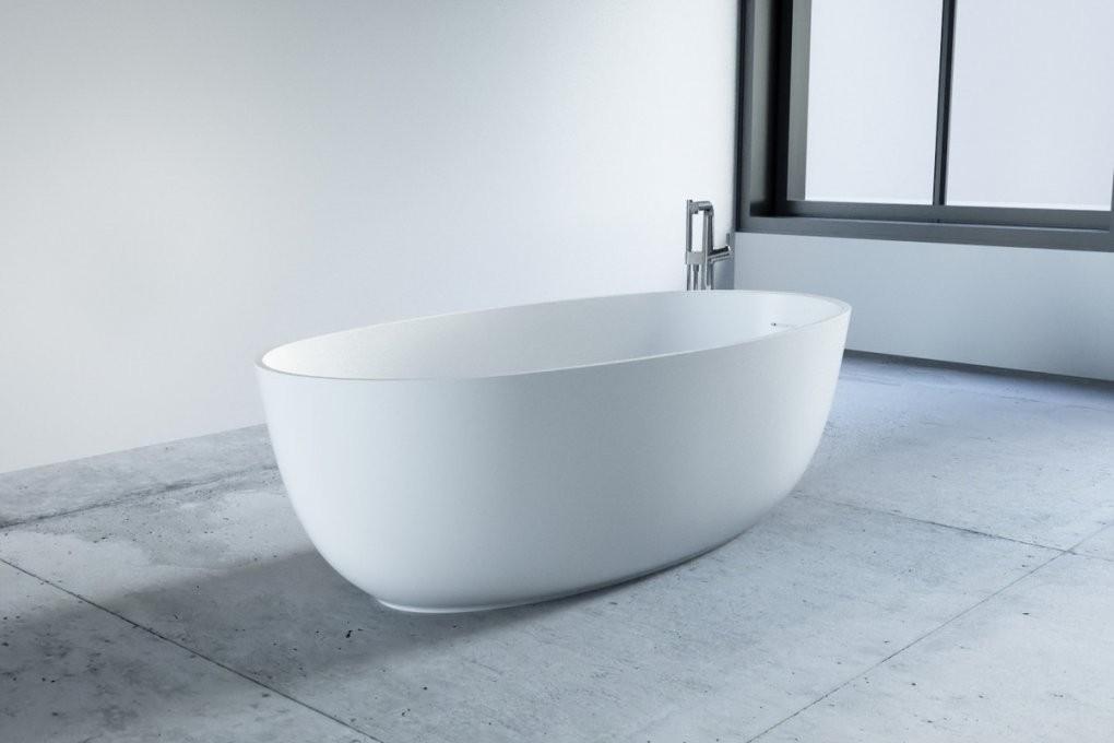 Ovale Freistehende Badewanne  One Bath von Freistehende Ovale Badewanne Bild
