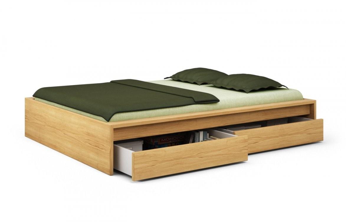 Perfekt Futonbett Mit Bettkasten Eiche Bett Paul Amazing Interior von Bett Mit Bettkasten 100X200 Bild