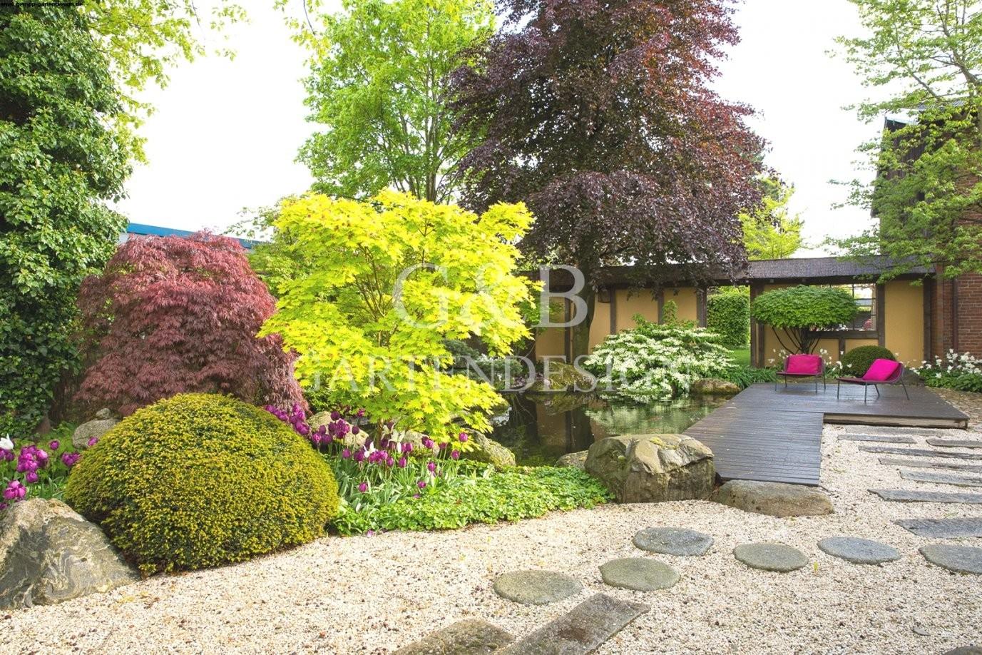 Pflanzen Japanischer Garten Anlegen  Haus Ideen von Japanischer Garten Selbst Anlegen Photo