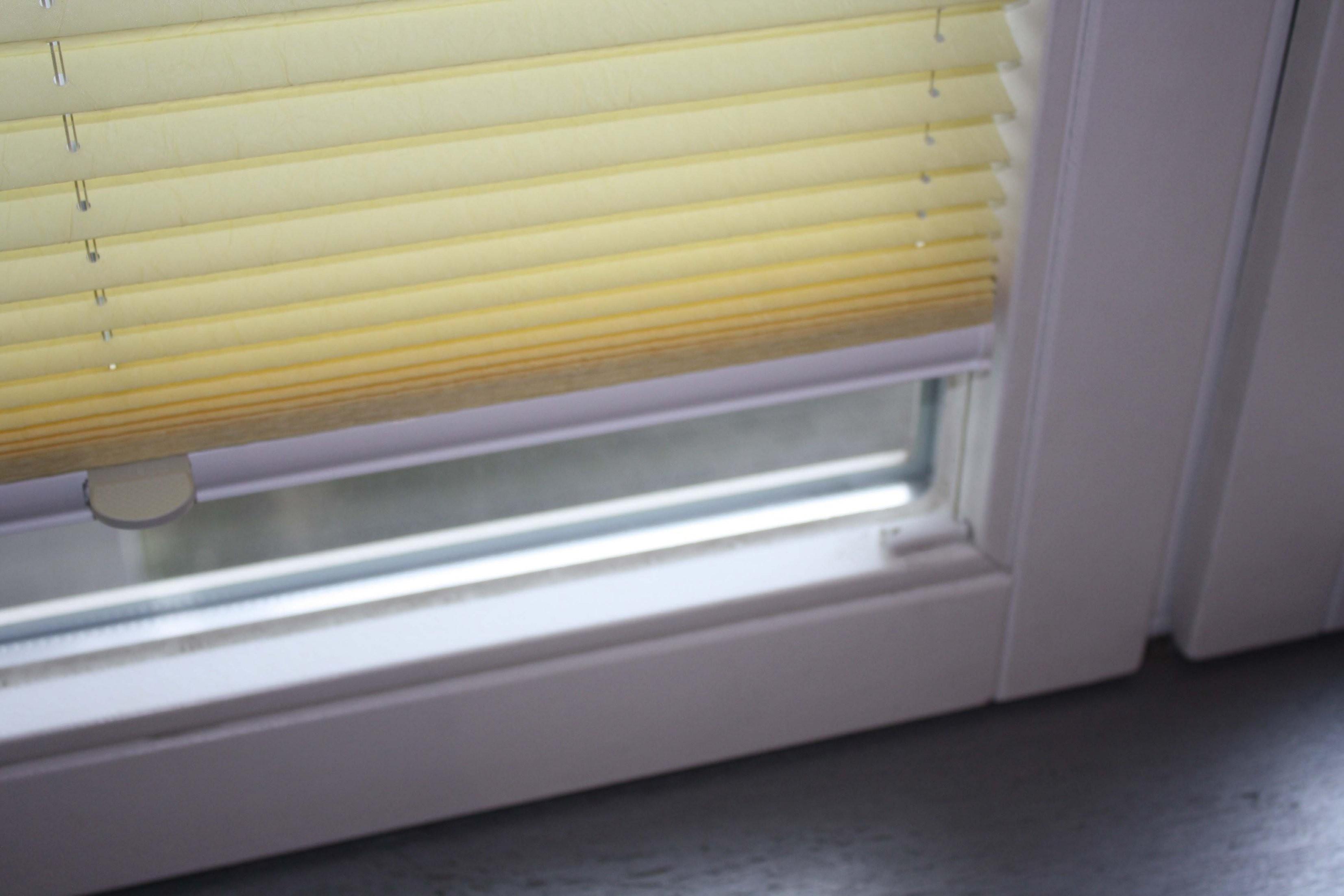 Plissee (Faltos) Bestellen Im Onlineshop Wie Tief Muss Der Innere von Plissee Rollos Für Fenster Bild