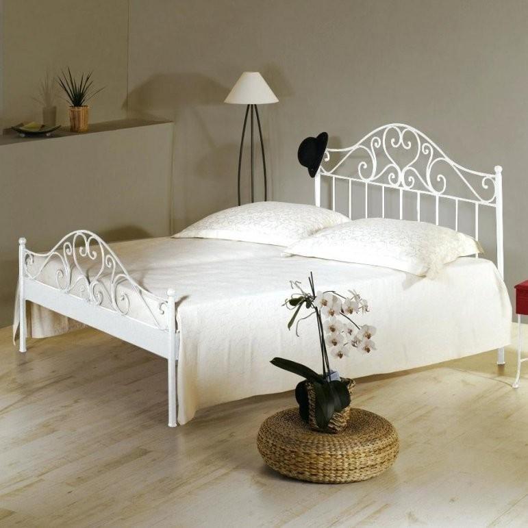 Poco Doppelbett Bett 140×200 Weis Gebraucht Metallbett Weiss X Holz von Poco Betten 140X200 Photo