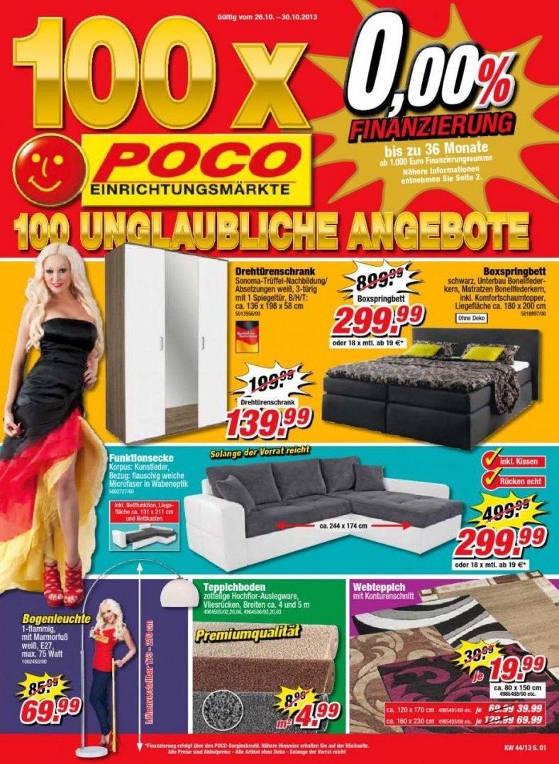 Poco Katalog Gültig Bis 3010Broshuri Issuu Von Poco Boxspringbett von Poco Boxspringbett 140X200 Bild