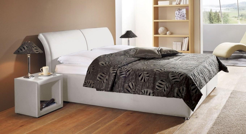 Polsterbett 160200 Mit Bettkasten Komforthohe  Amuda von Polsterbett 180X200 Mit Bettkasten Komforthöhe Bild