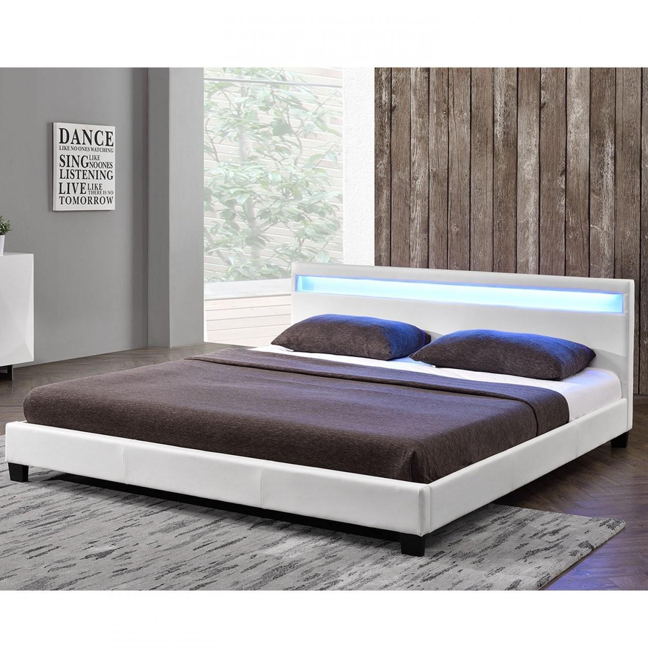 Polsterbetten Günstig Online Kaufen  Real von Bett Mit Led 140X200 Bild