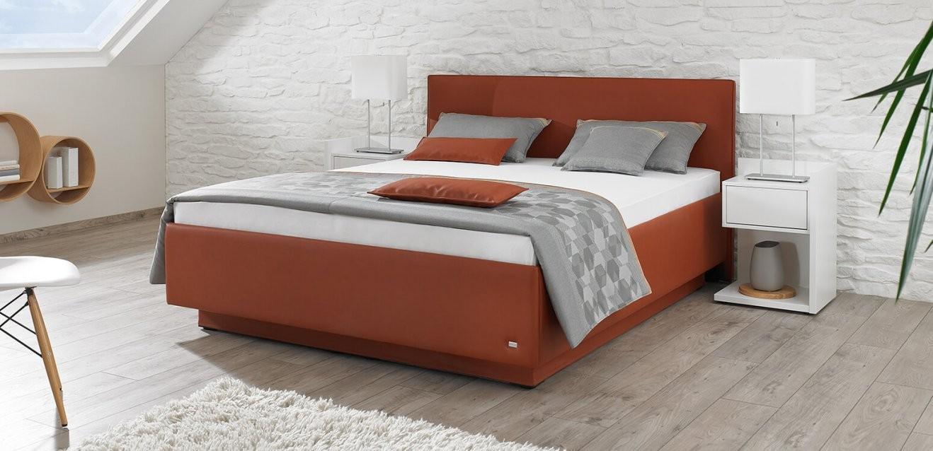Polsterbetten  Rufbetten  Schlafen Wie Im Siebten Himmel von Ruf Bett Mit Bettkasten Bild