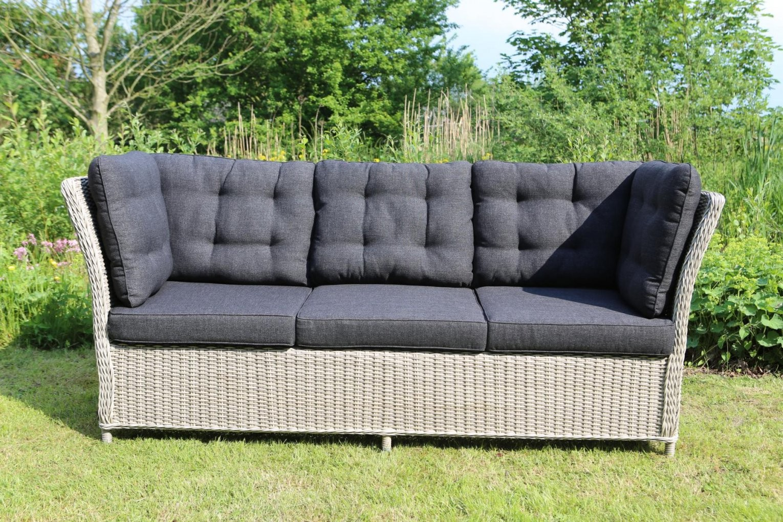 Polyrattan Sitzer Style  Parsvending von Polyrattan Sofa 3 Sitzer Photo