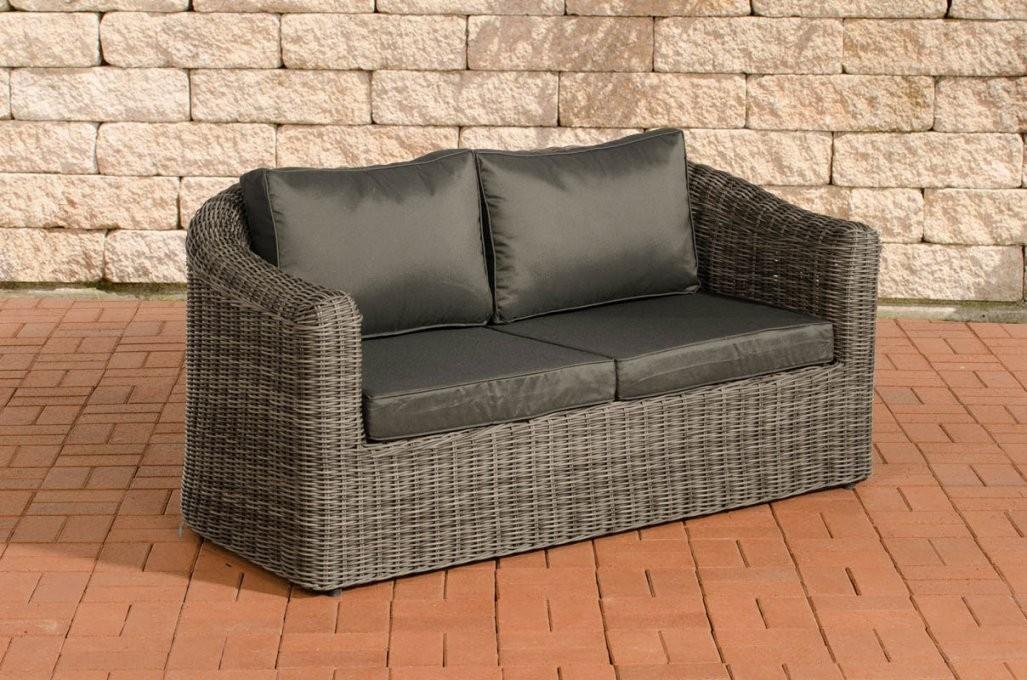 Polyrattan Sofa 2 Sitzer – Zuhause Image Idee von Polyrattan Sofa 2 Sitzer Photo