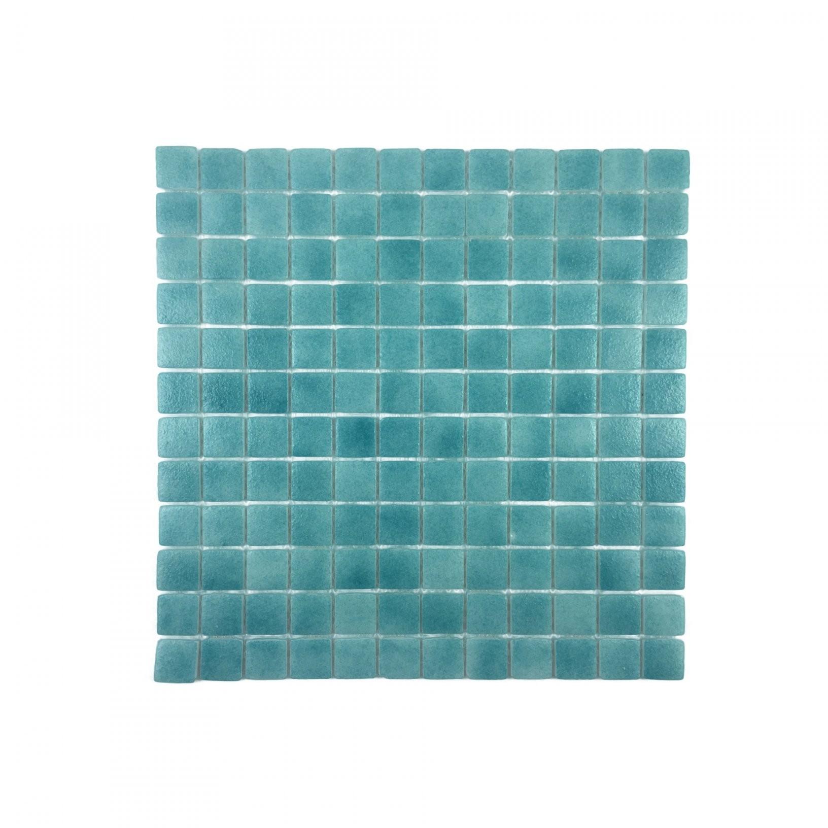 Pool Türkis  Glasmosaik  Mosaikfliesen  Mosaixx von Mosaik Fliesen Türkis Bild