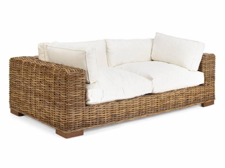 Rattan Liege Garten Liege Lounge  Massivholzmöbel Bei Moebelshop68 von Sessel Liege Garten Bild