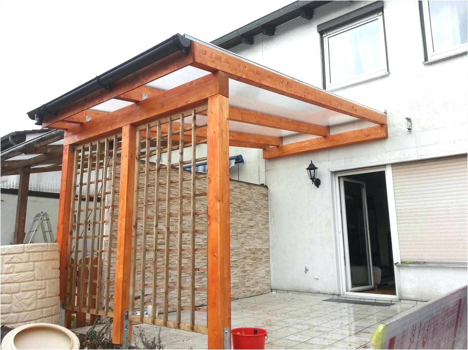 Regenschutz Balkon Herrlich Die Besten Terrasse Ideen Auf Pinterest von Regenschutz Terrasse Selber Bauen Bild