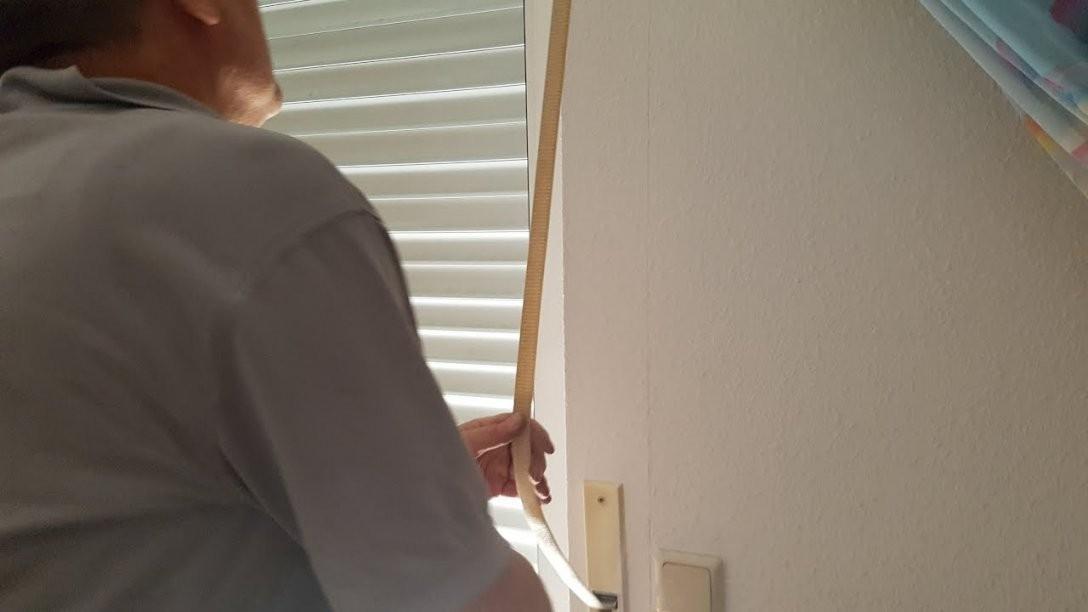 Rolladen Reparieren  Youtube von Fenster Rollos Außen Reparieren Photo