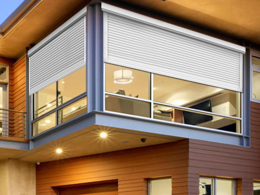 Rolladen Und Vorbaurolladen Auf Maß In Fachhandelsqualität von Fenster Rollos Außen Nachrüsten Photo