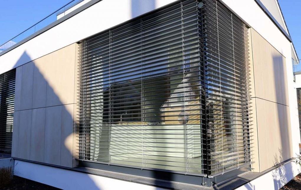Rollladen Nachrüsten Beinahe Immer Eine Gute Idee  Weku Fenster von Fenster Rollos Außen Nachrüsten Photo