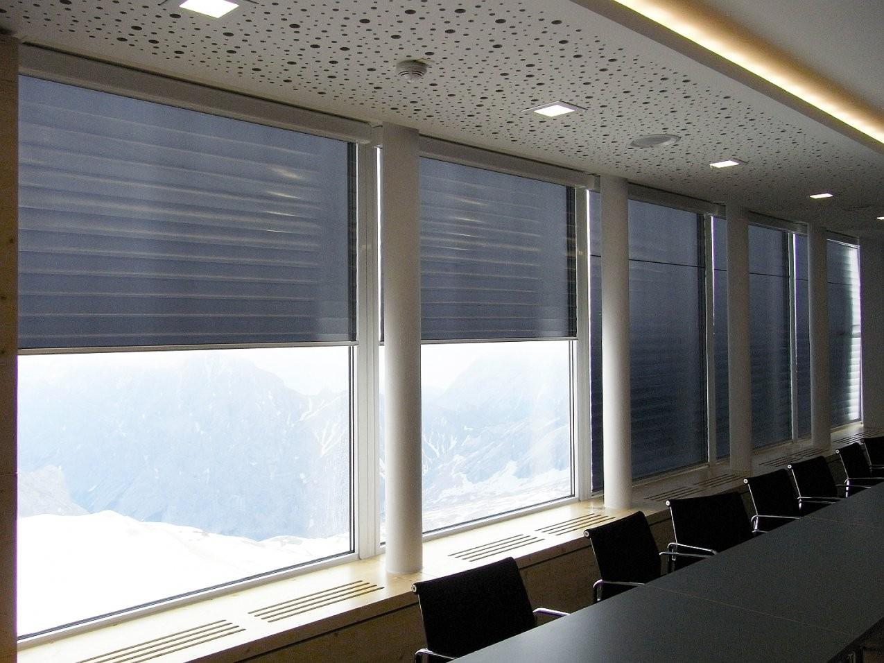 Rollos Für Große Fenster  Xxl Rollos Von Multifilm  Multifilm von Rollos Für Große Fenster Bild