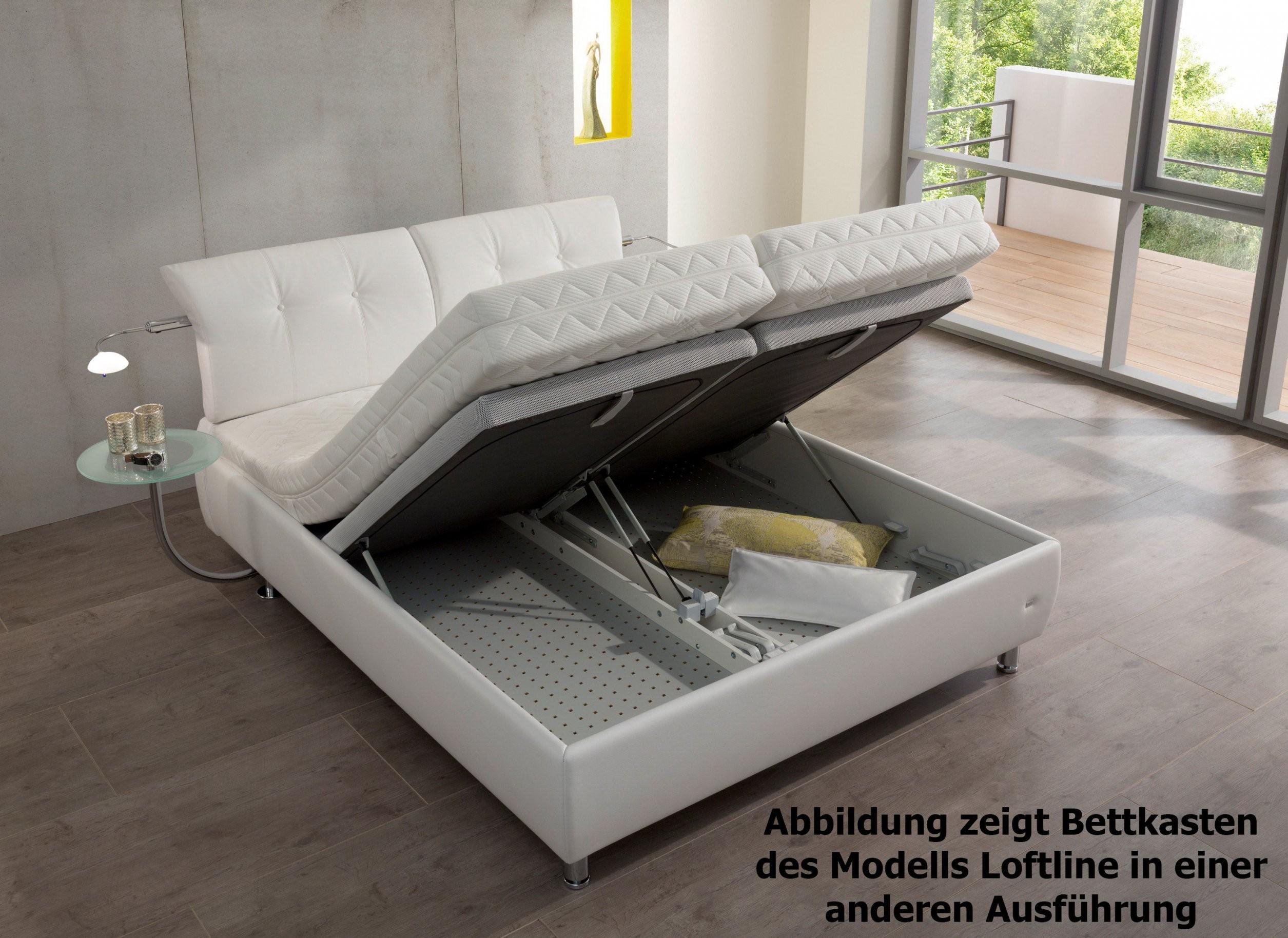Ruf Polsterbett Loftline Mit Bettkasten  Möbel Letz  Ihr Onlineshop von Ruf Bett Mit Bettkasten Photo