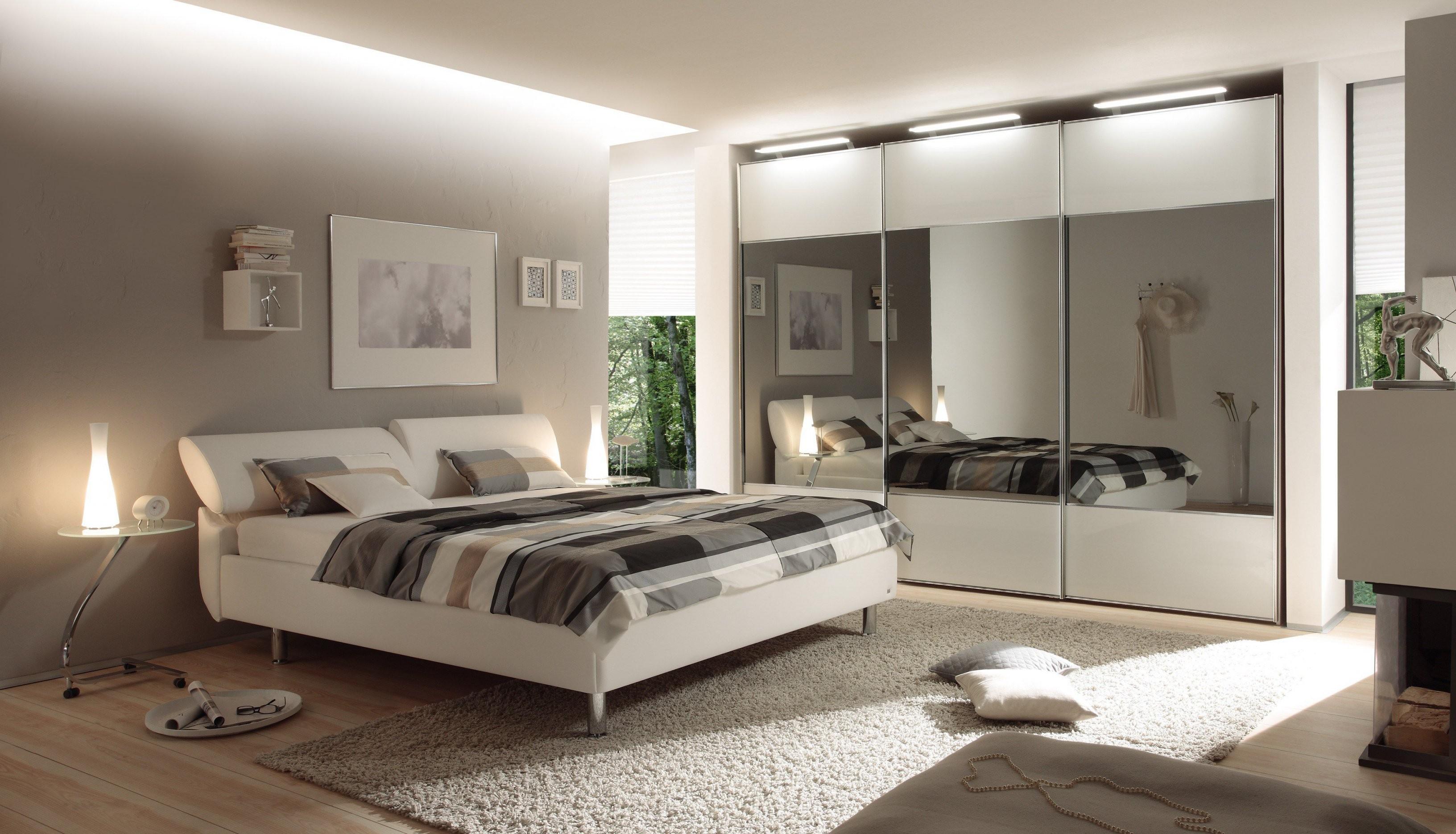 Ruf Polsterbett Modell Casa Im Eleganten Weiß  Möbel Letz  Ihr von Ruf Bett Mit Bettkasten Bild