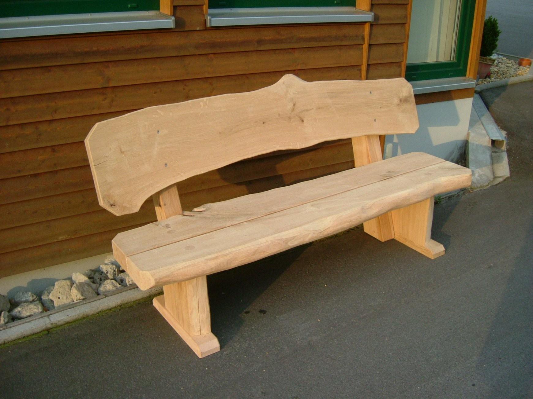 Rustikale Gartenmöbel (Starke Ausführung)  Die Holzfabrik von Holzbank Garten Rustikal Photo