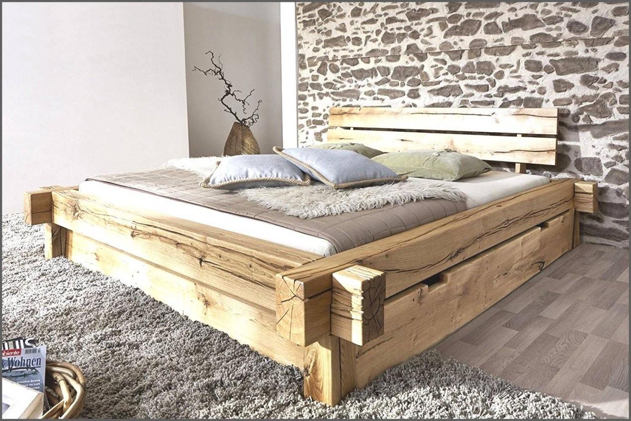 Sam Holzbett Jonas 180 X 200 Cm Mit Schubkästen Bett Aus Geölter Von von Echtholz Bett 180X200 Bild