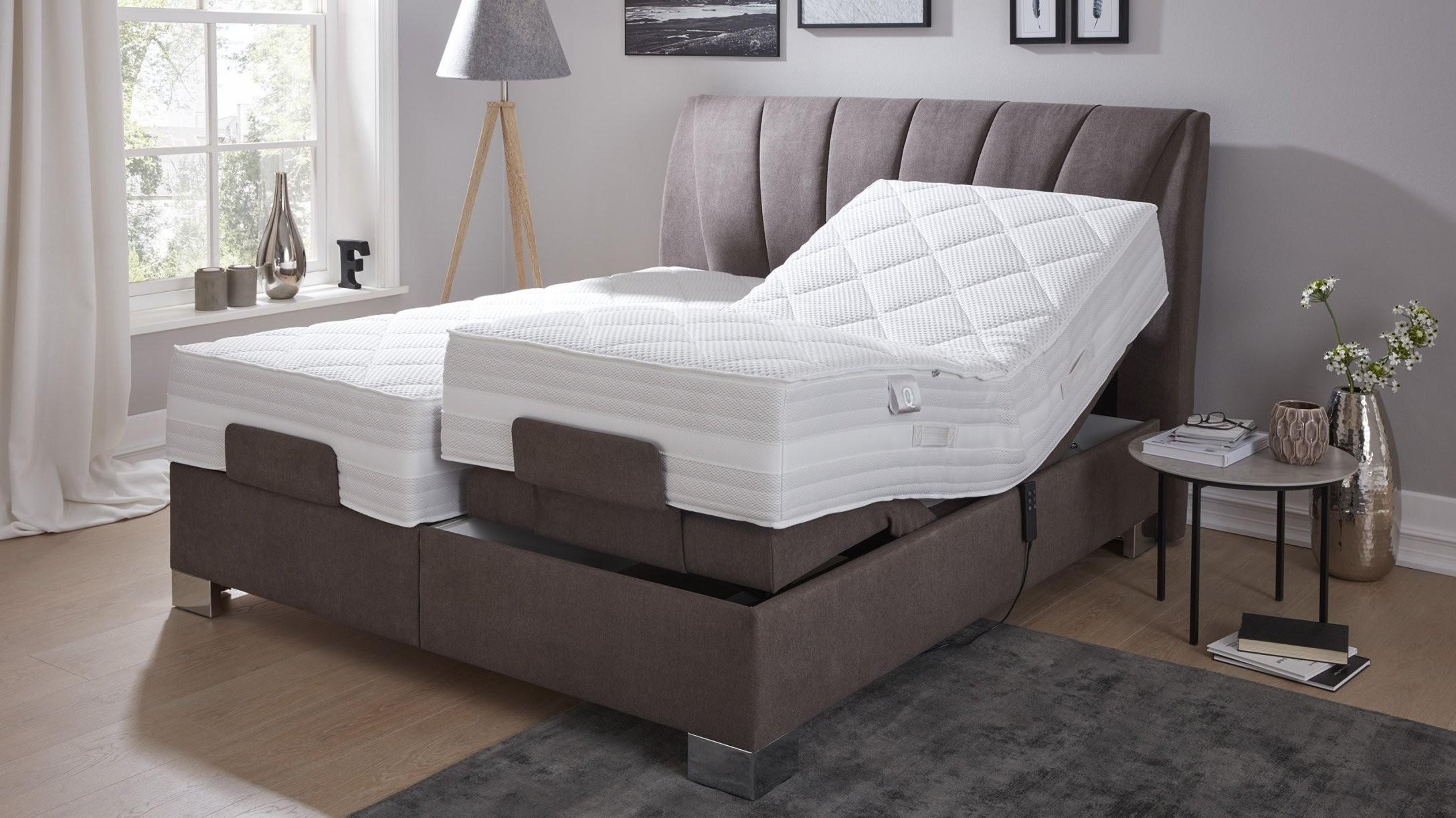 Schlafen Wie Auf Wolken  Interliving  Möbel Für Mich Gemacht von Matratze Statt Bett Photo