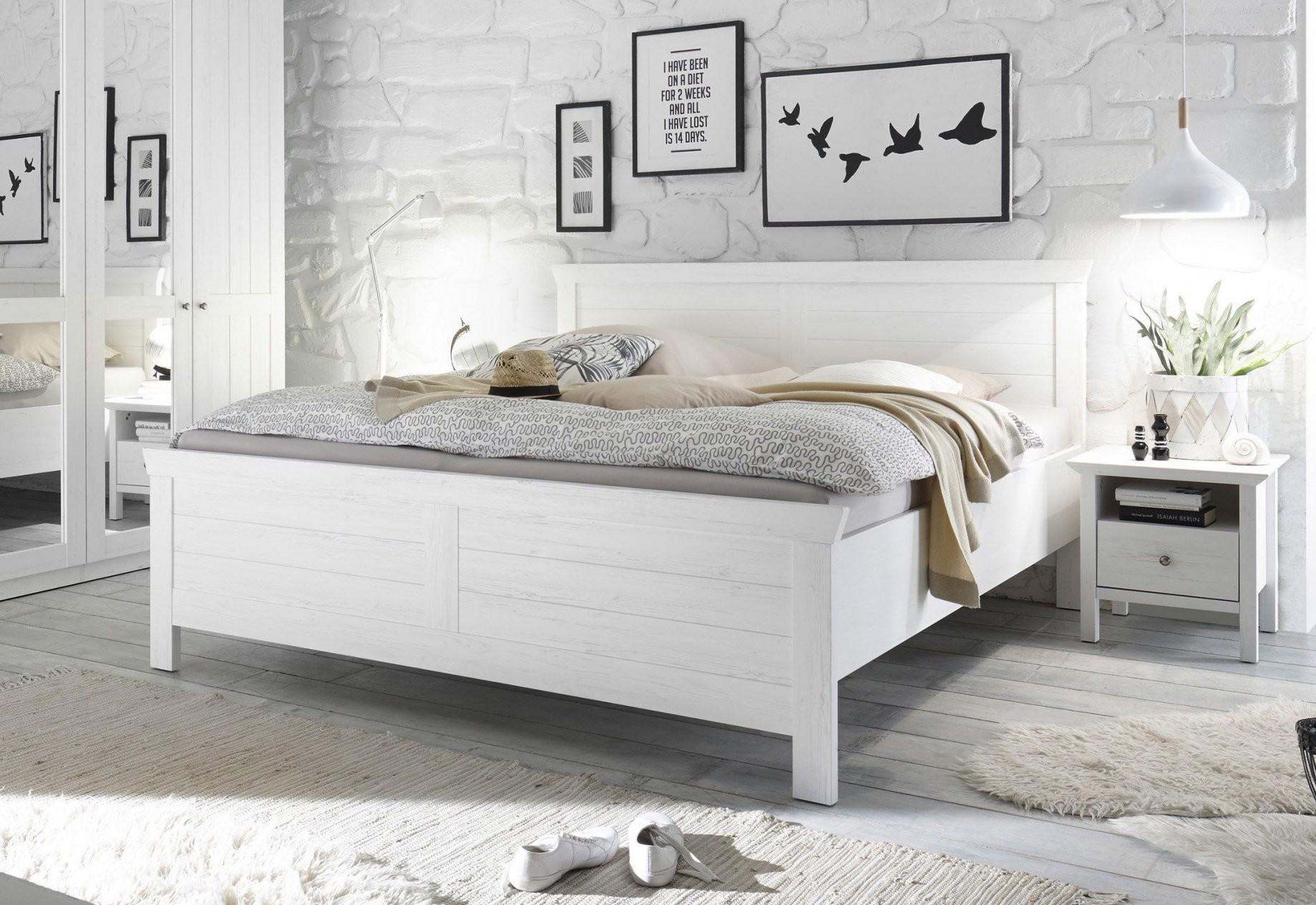 Schlafkontor Bellevue Bett Landhaus Modern  Möbel Letz  Ihr Online von Bett Landhausstil 180X200 Bild