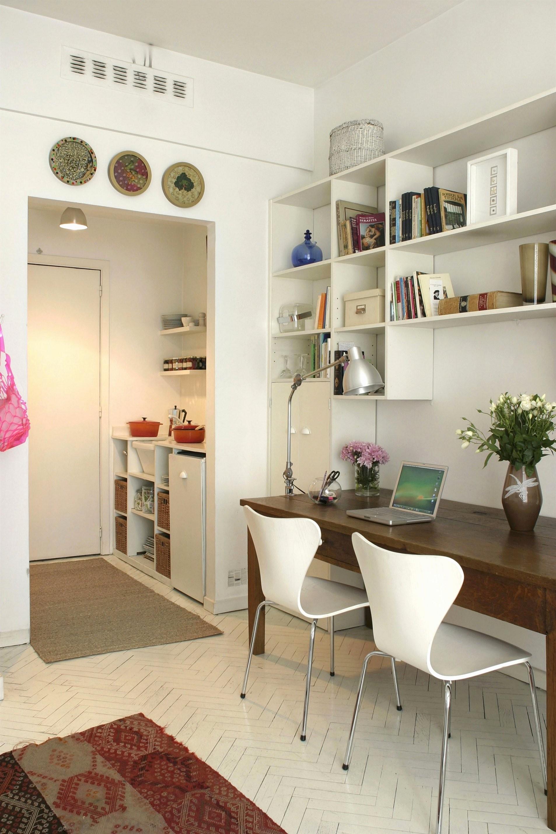 Schlafzimmer Ideen Für Kleine Räume Ikea  Möbel Braun von Kleine Räume Einrichten Ikea Bild