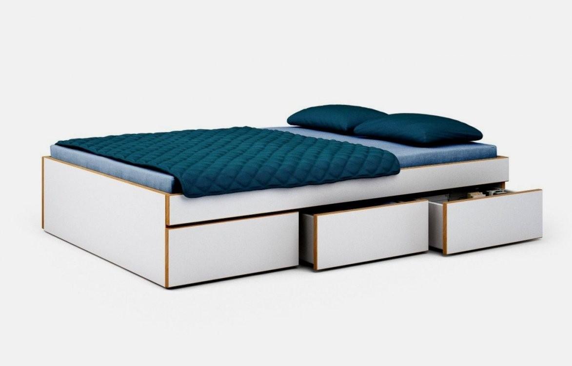 Schön Stauraum Bett 100X200 Bettgestell Polsterbett Bettkasten Weis von Bett Mit Bettkasten 100X200 Photo