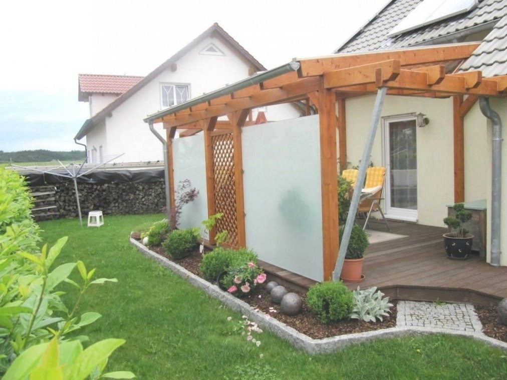 Schön Terrassenüberdachung Alu Selber Bauen Elegant Ist Das Beste von Terrassenüberdachung Günstig Selber Bauen Photo