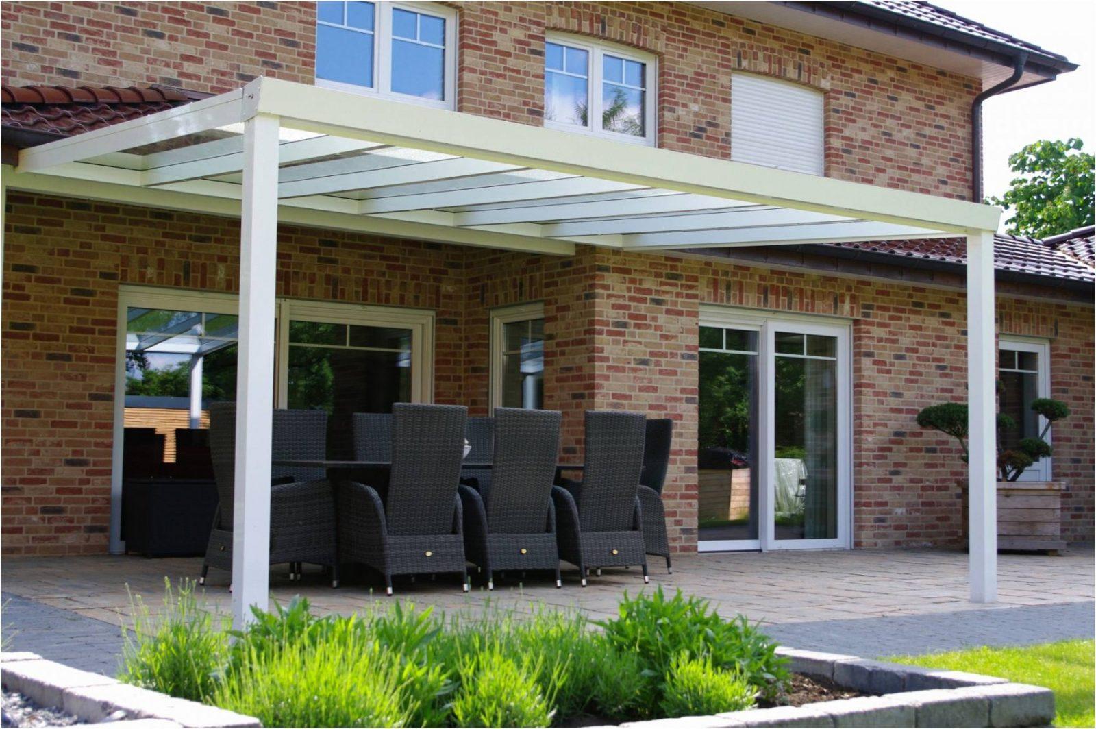 Schön Terrassenüberdachung Selber Bauen Luxus Home Ideen Von von Terrassenüberdachung Selber Bauen Video Bild