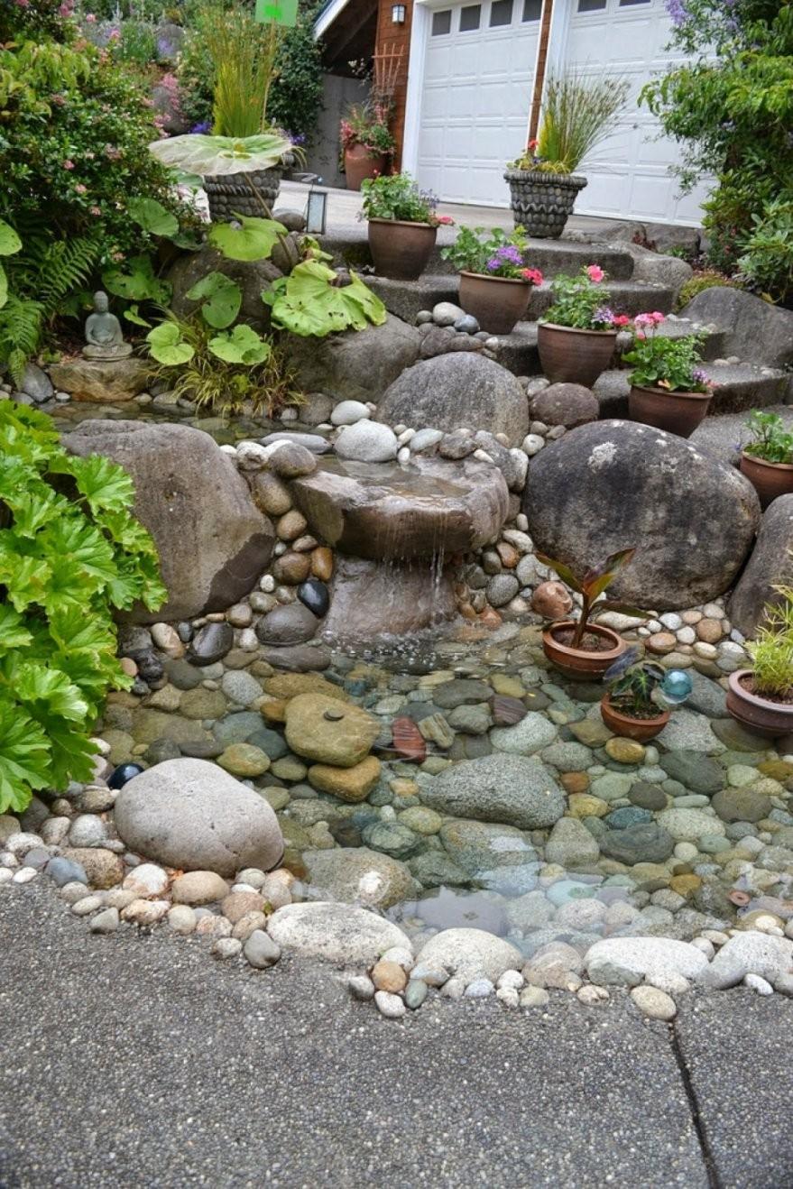 Schöne Große Steine Für Garten Steingarten Anlegen 25 Hervorragende von Große Steine Garten Bild