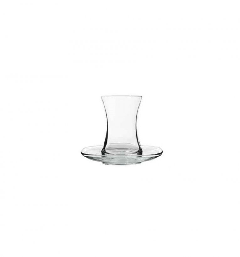 Set 6 Tassen Turkse Thee Zen  Theetas Glas  Willems von Kaffeetassen Set Glas Photo