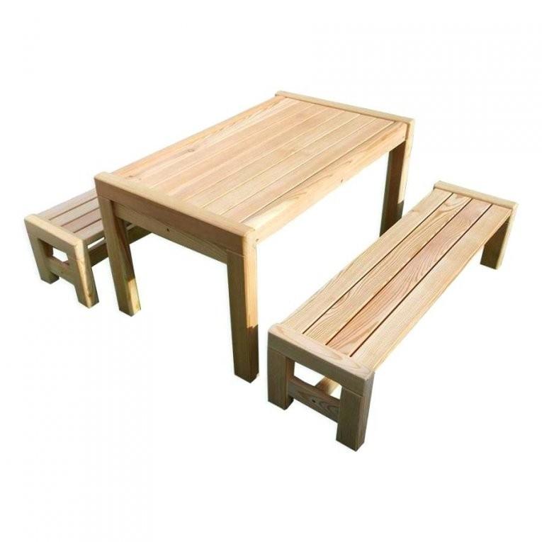 Sitzbank Mit Tisch – Stbernadette von Sitzbank Kind Garten Bild