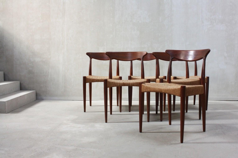 Skandinavische Esszimmerstühle Von Arne Hovmand Olsen Für Mogens von Skandinavische Esszimmerstühle Photo