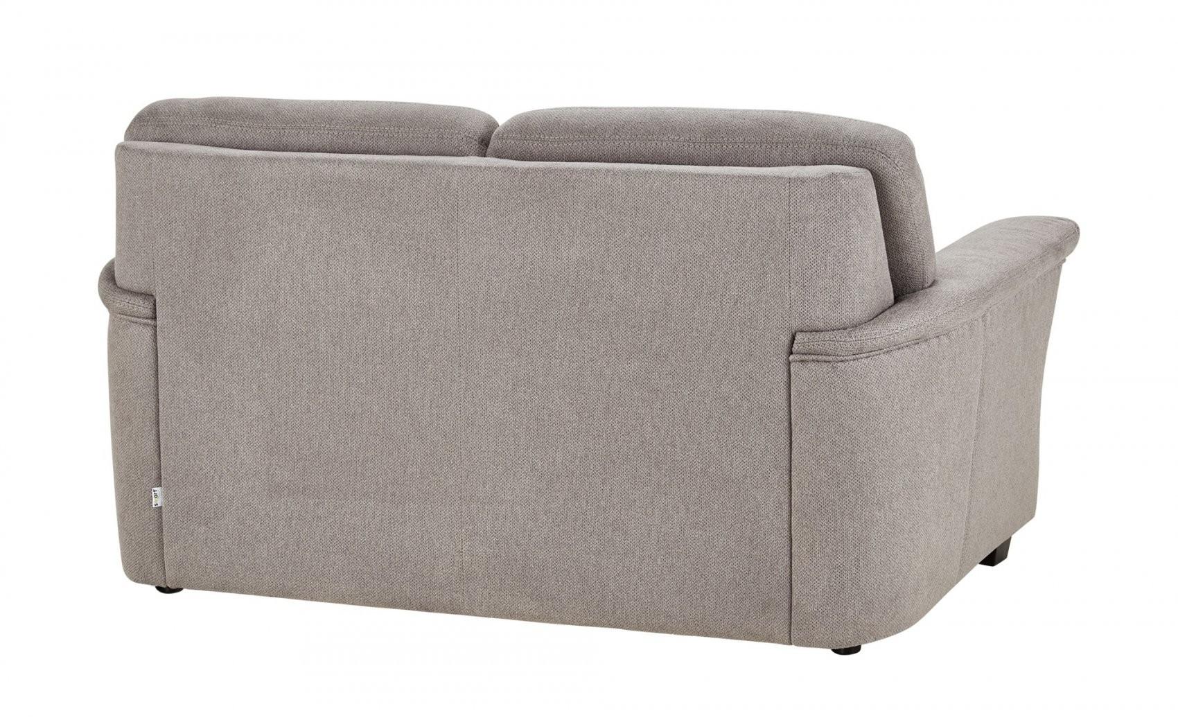 Smart Sofa Grau  Flachgewebe Valencia  Grau 2Sitzer von Sofa 2 Sitzer Billig Bild