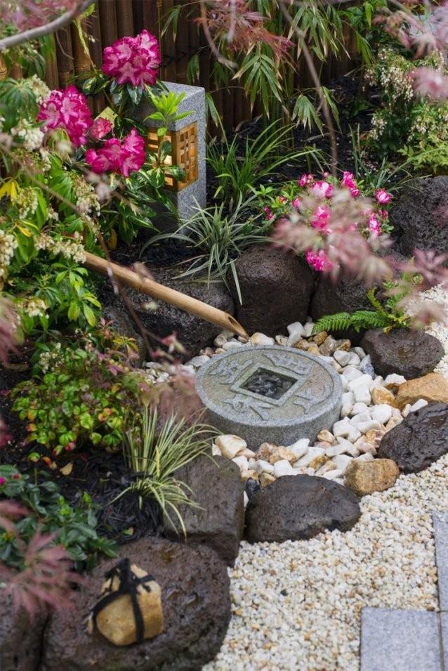 So Legen Sie Einen Kleinen Japanischen Garten An Tipps & Ideen In von Japanischer Garten Gestaltungsideen Photo