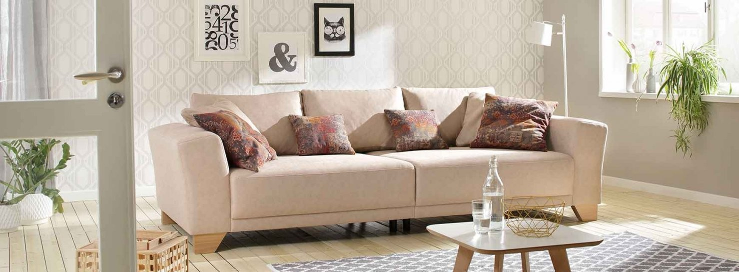 Sofa Landhausstil  Landhaus Couch Online Kaufen  Naturloft von Sofa 3 Sitzer Landhausstil Bild