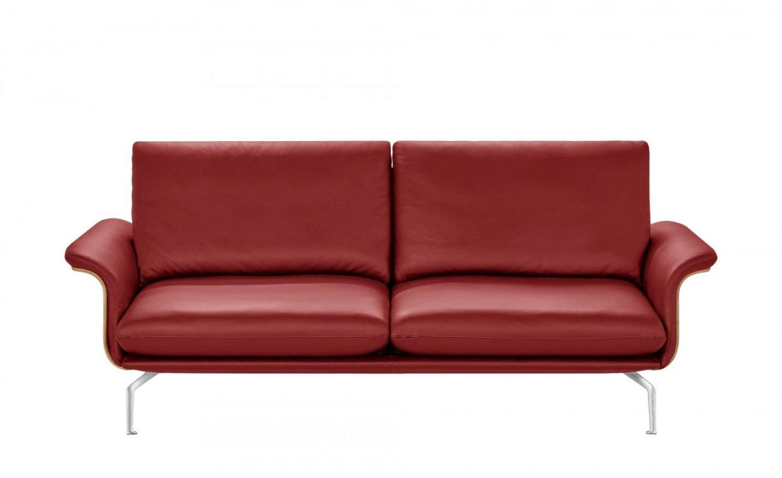 Sofa Rot  Kunstlederleder Lina  Rot 25Sitzer von 2 Sitzer Sofa Rot Photo