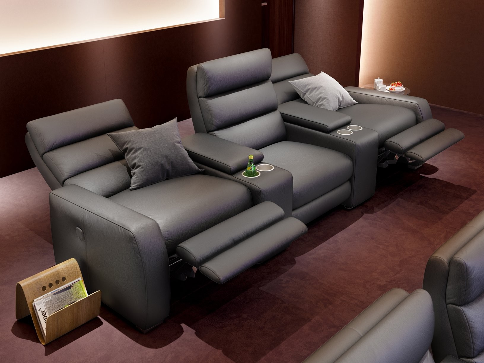 Sofanella von Kino Sofa 3 Sitzer Bild
