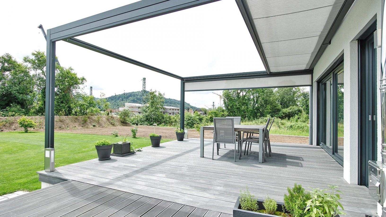 Spektakuläre Inspiration Regenschutz Terrasse Und Wunderbare Markise von Regenschutz Terrasse Selber Bauen Photo