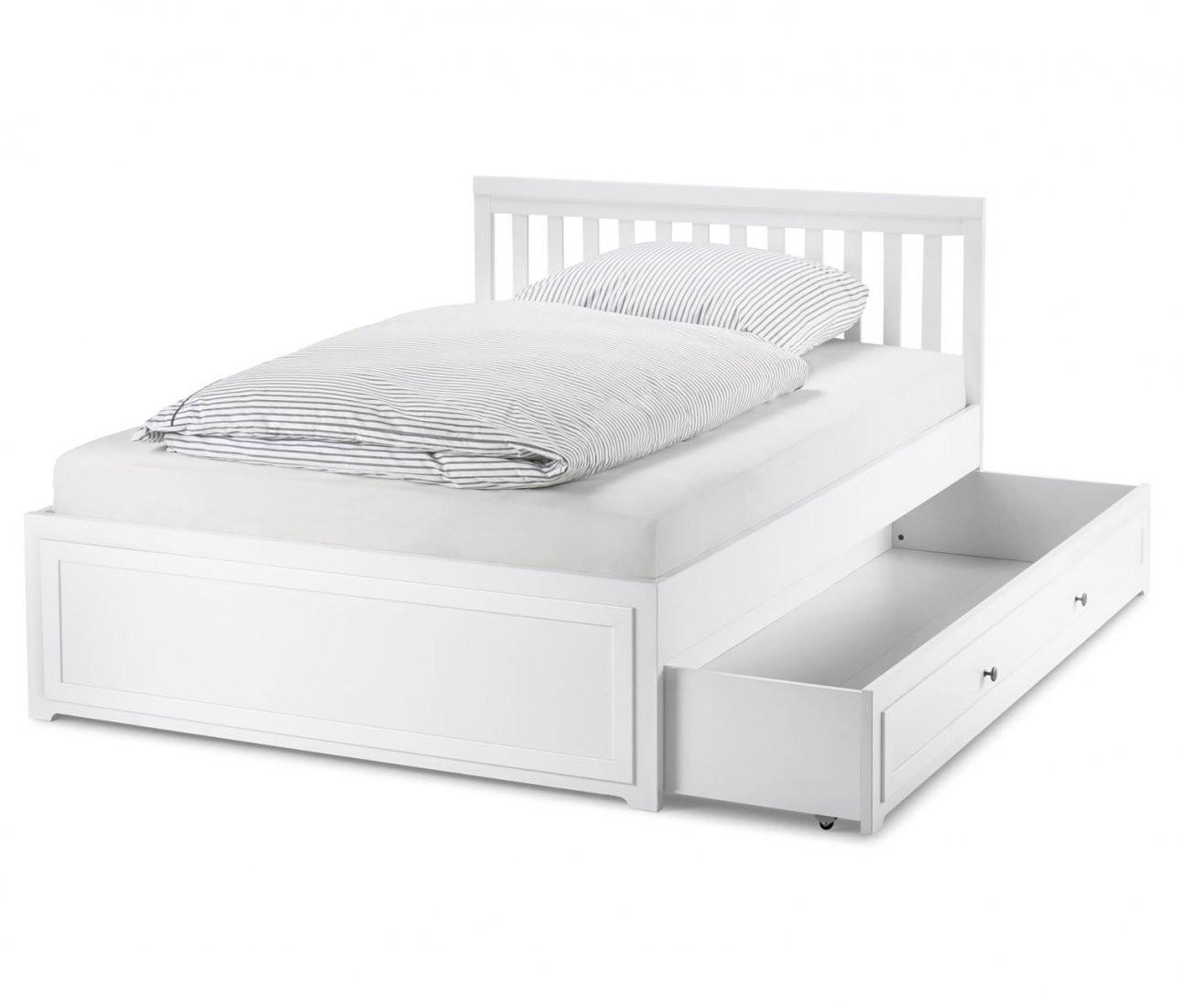 Sprossenbett Mit Stauraumschublade Ca 140 X 200 Cm Online von Bett 140X200 Mit Stauraum Bild