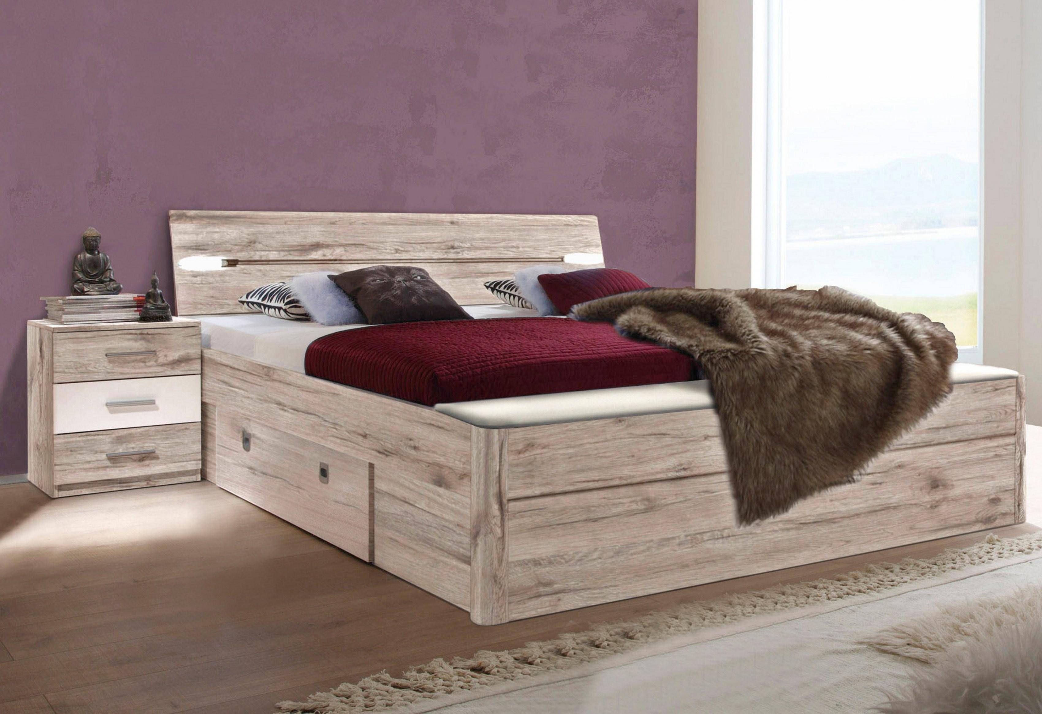 Stauraum Bett 200X200 Aufdringlich Auf Kreative Deko Ideen In von Bett Mit Stauraum 200X200 Photo