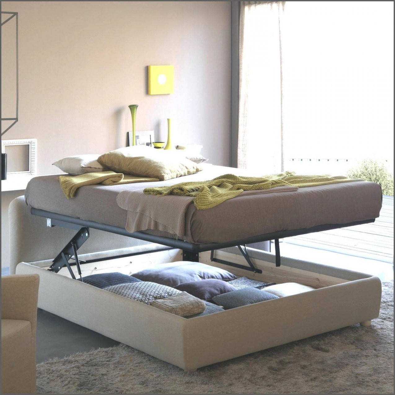 Stauraumbetten Perfect Pin Betten Mit Stauraum Betten Ohne Von von Stauraum Bett 180X200 Bild